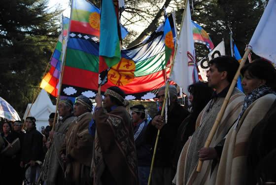 Resultado de imagen para mapuche rio negro